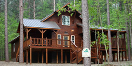 broken bow cabins with hot tubs