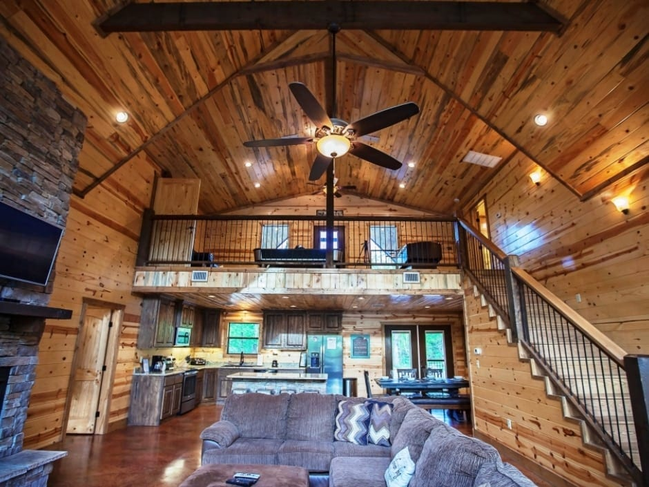 Broken Bow Vacation Cabins Dream Big 4 Bedroom 3 5
