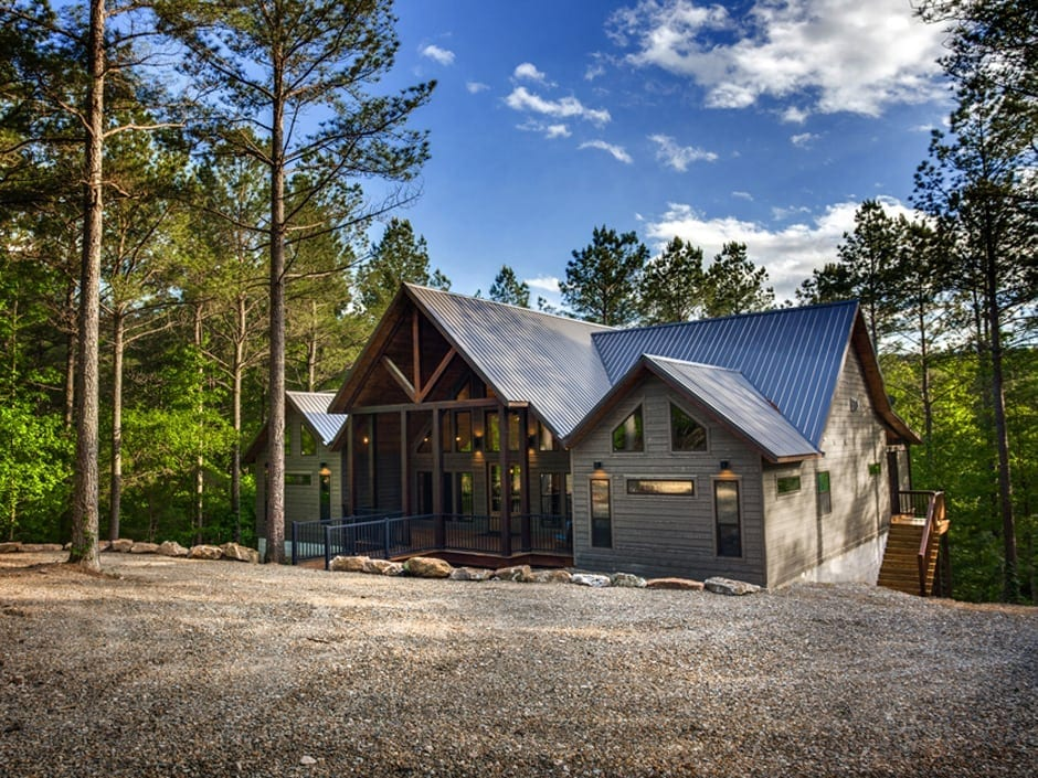 Broken Bow Vacation Cabins The Grand Lodge 4 Bedroom 4