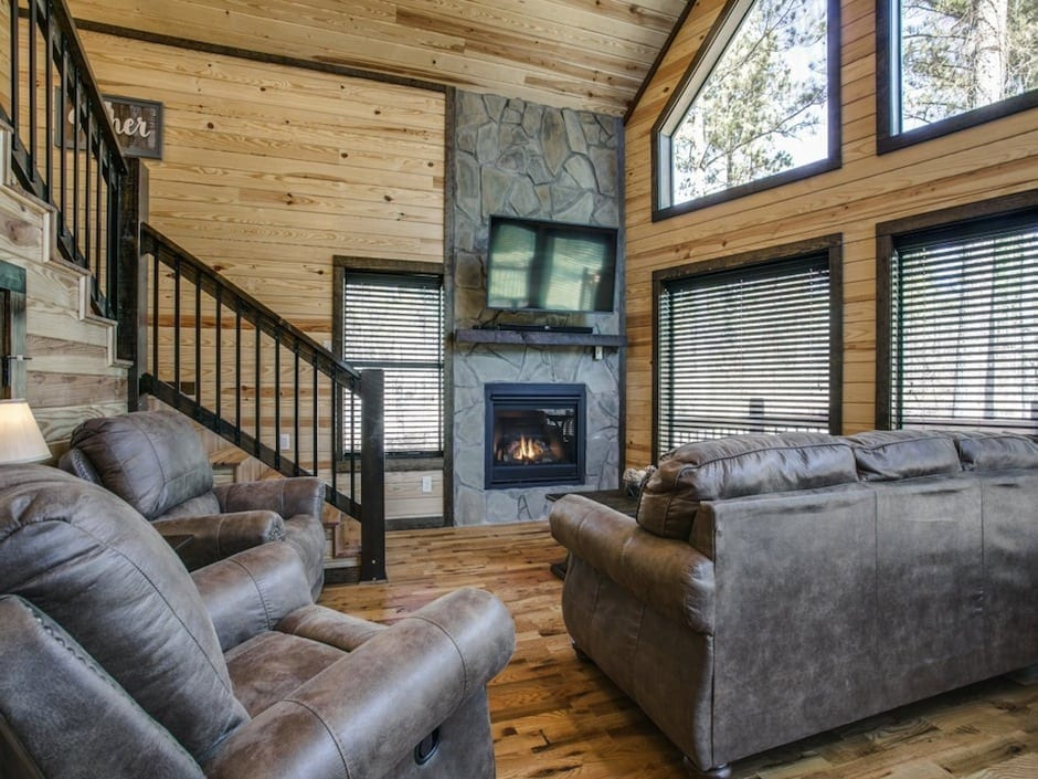 Broken Bow Vacation Cabins A Little Knotty 1 Bedroom W