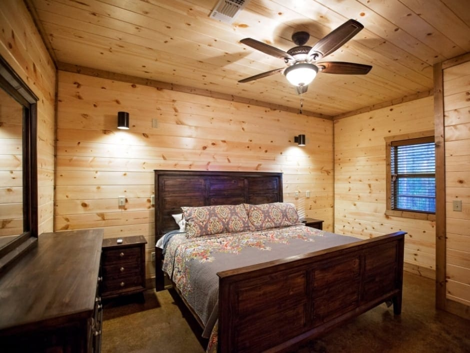 Broken Bow Vacation Cabins Prospering Pines 3 Bedroom