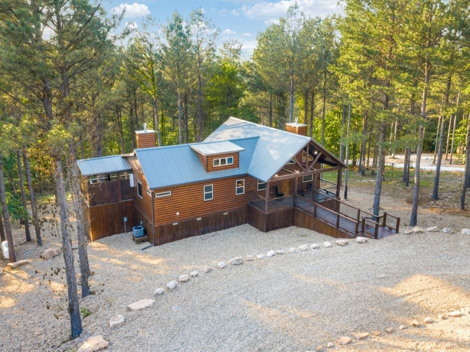 Broken Bow Vacation Cabins
