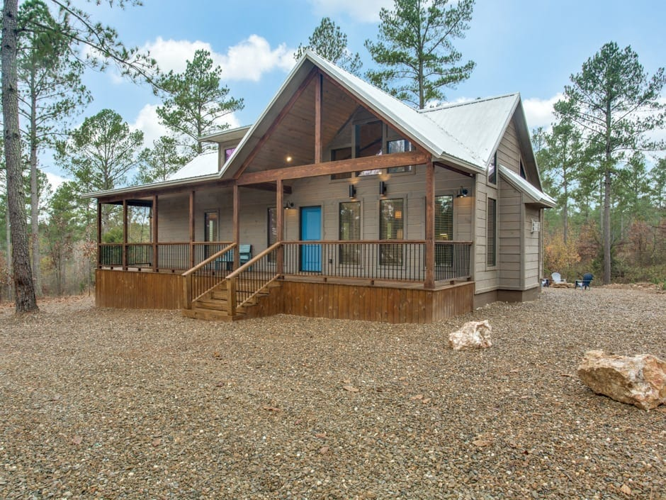 Broken Bow Vacation Cabins Sunset Knoll 1 Bedroom Pet