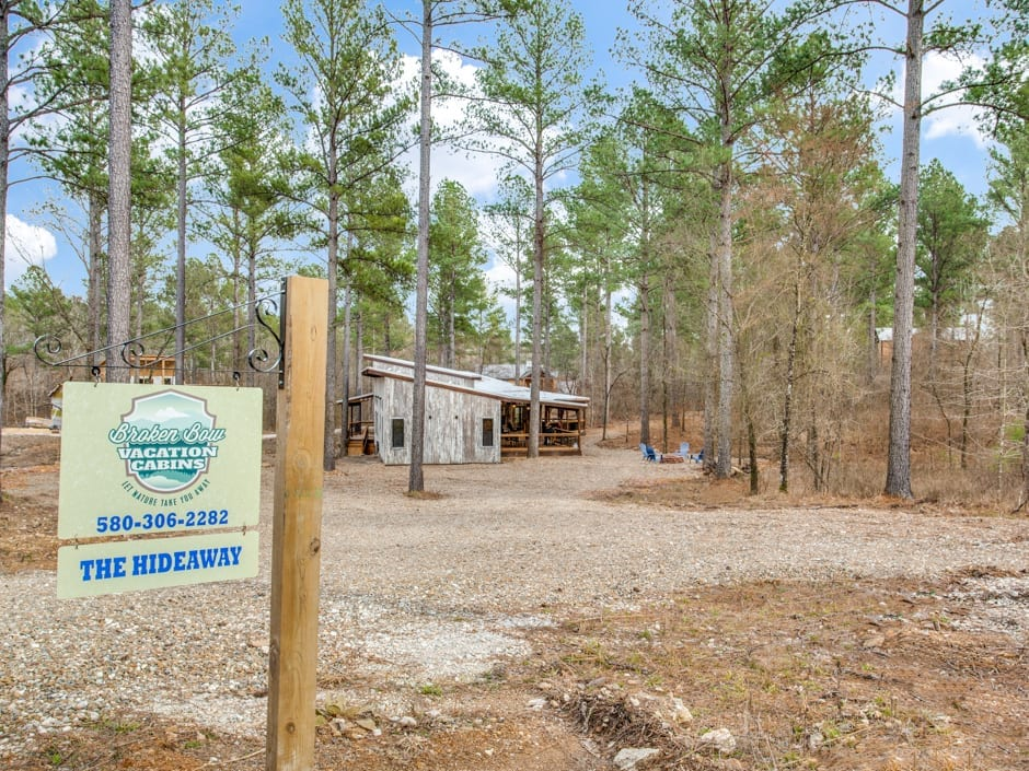 Broken Bow Vacaton Cabins