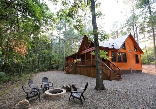 Broken Bow Vacation Cabins Crystal Creek 1 Bedroom