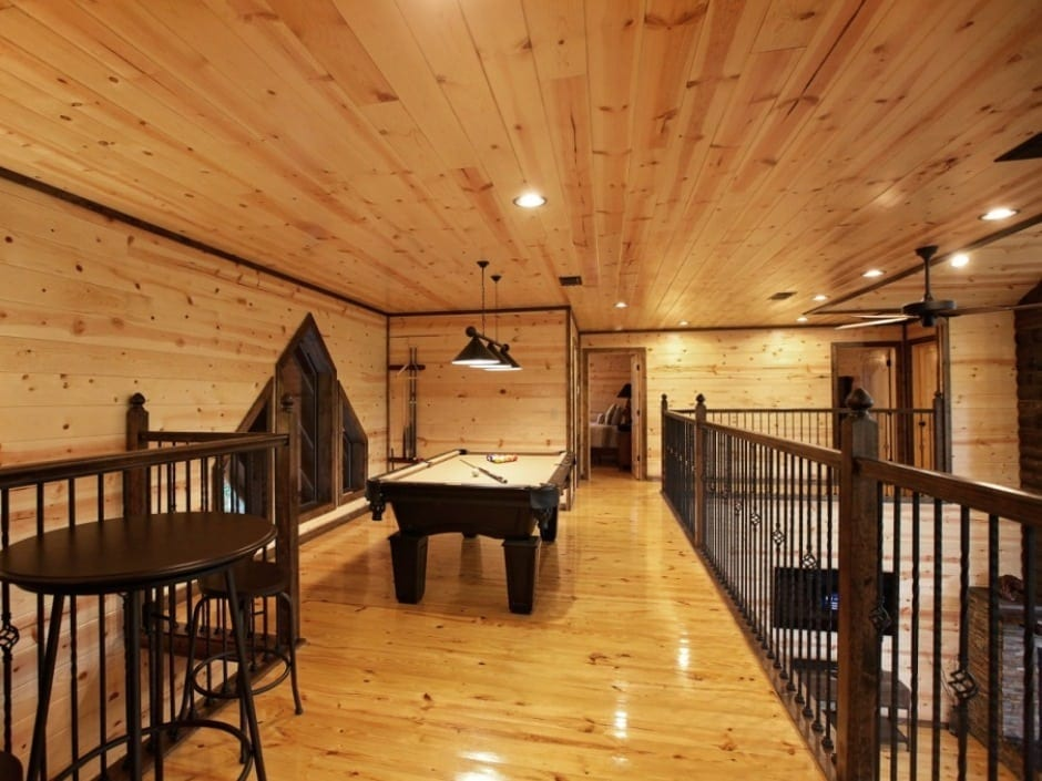 Broken Bow Vacation Cabins Tree Top Point Lodge 4