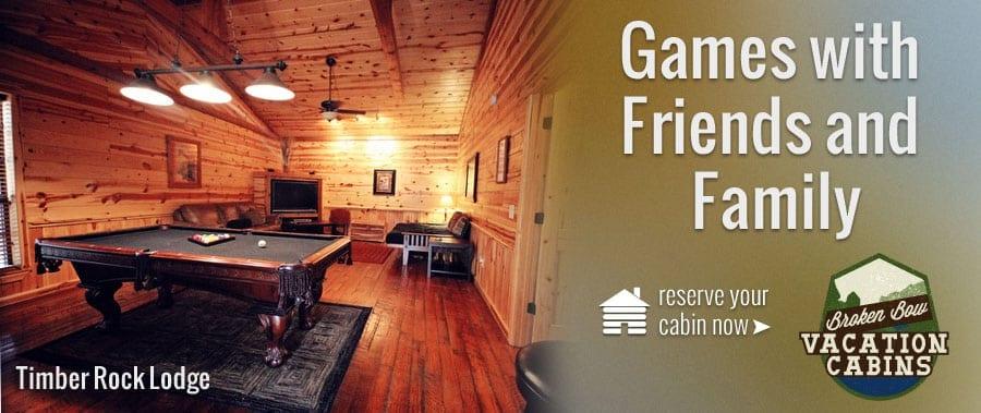 Timber Rock Lodge