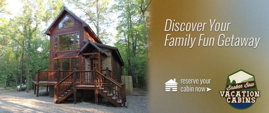 Discover Your Family Fun Getaway