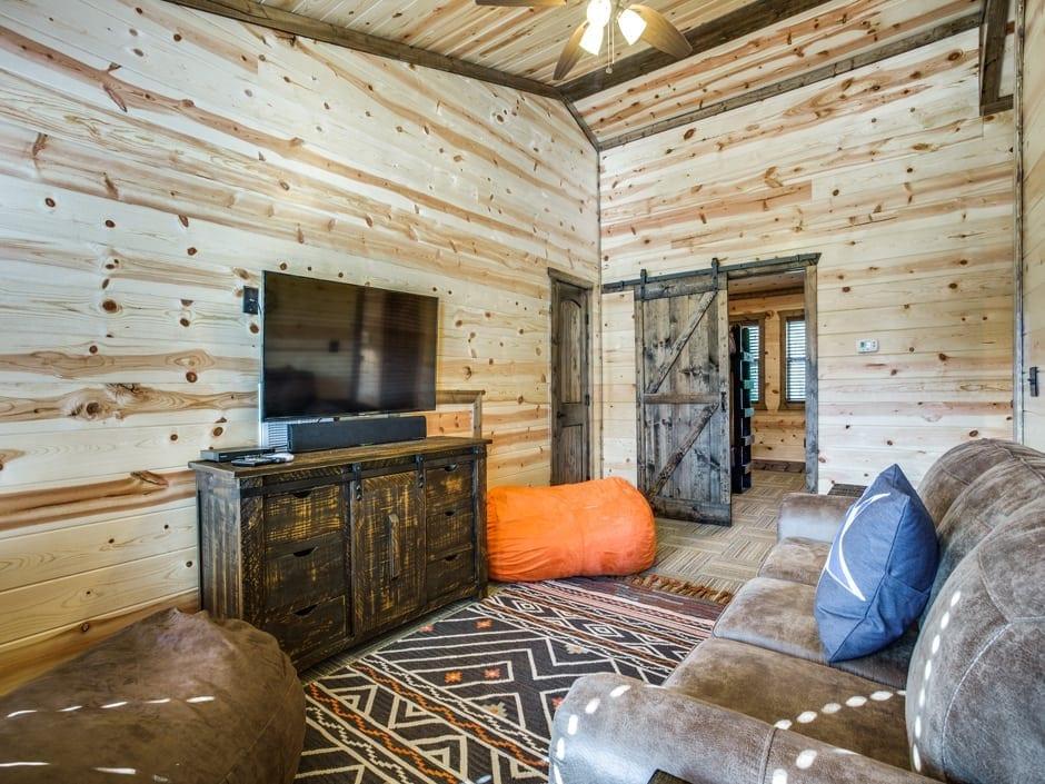 Broken Bow Vacation Cabins Peaceful Waters 3 Bedroom