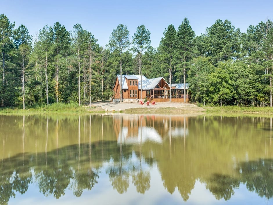 Broken Bow Vacation Cabins Peaceful Waters 3 Bedroom